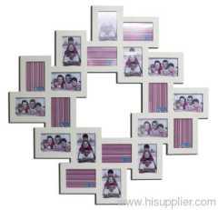 Wooden Photo Frame ,MDF,White Colour