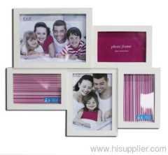 Plastic Injection Photo Frame,8X6&6X4-2&5X7&4X6,Black Colour Availiable