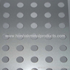 Perforated punching metal pannel sheet
