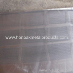 Perforated punching stainless steel pannel sheet