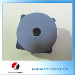 Large Ring NdFeB Magnet
