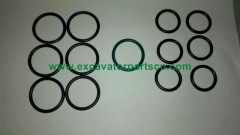 O-RING KIT for E330C Oil Nozzle Assy