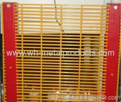 hot dipped welded Wire Wall