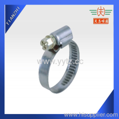 Galvanized german type hose clip