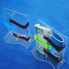 Custom acrylic flyer dispensers