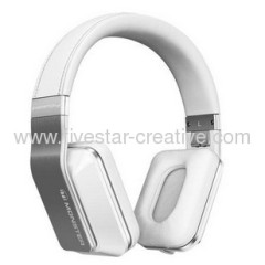 Monster Inspiration Noise Cancelling Headphones-White