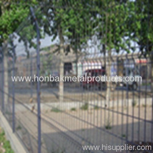 Wire Mesh Tempory Fence