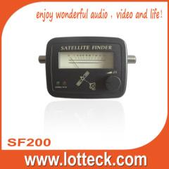 SF200 Black Satellite finder Meter