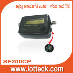 SF200CP LOTTECK Satellite finder Meter with compass