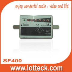 SF400 CE Certifcated Satellite finder