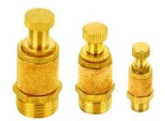 Throttle valve exhaust silencer muffler pneumatic BESL-01