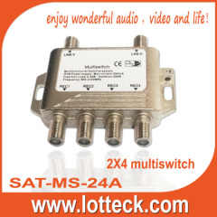 900-2000MHZ Frequency 2×4 multiswitch