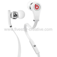 White Monster Beats Tour Earphones
