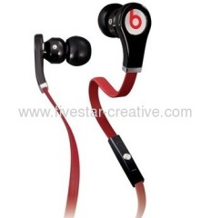 Monster-Schläge durch Dr.Dre bereisen mit Control High Resolution In-Ohr-Kopfhörer Black & Red