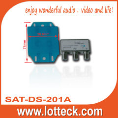 900-2400MHz DiSEqC Switch/waterproof 2 in 1 Diseqc switch
