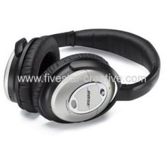 Bose QuietComfort 15 Silver/Black Headband/Headsets