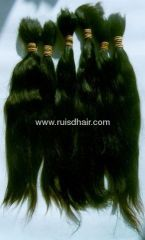 100% GOOD QUALITY VIRGIN INDIAN REMY HAIR BULK