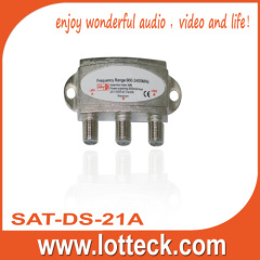 900-2400MHz 2×1 1DISEqC Switch