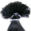 100% brazilian human keratin hair exension