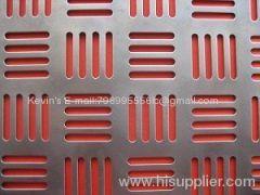 perforated metal perforated sheet