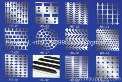 Stainless Steel 201/304/316 Perforated Metal/sheet