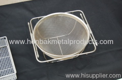 metal wire bread baskets