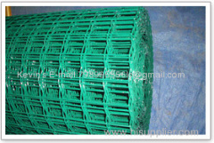 OVC coated /galvanized welded wire mesh