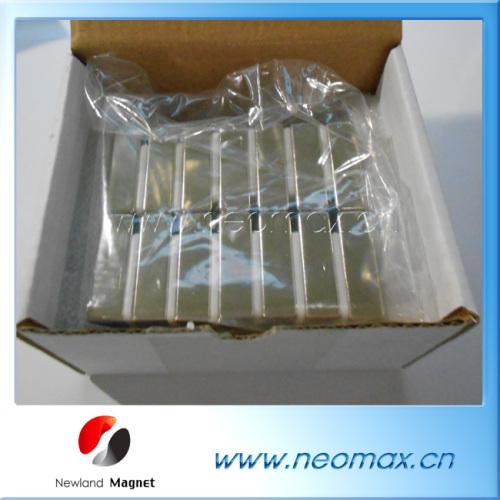 permanent magnet for generators motors etc.