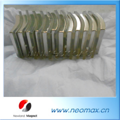sintered NdFeB magnets for motors