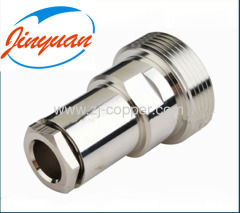 FEMALE SOLDER DIN CONNECTOR FOR 1/2 CABLE