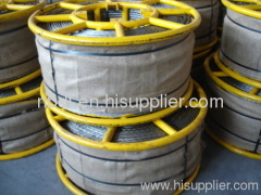 11MM Anti Twisting Braided Steel Wire Rope