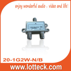 5-1000MHz Frequency Range 2-WAY SPLITTER