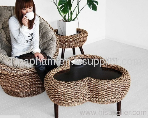 Peachy Water Hyacinth Sofa Set Wasf 036 Manufacturer From Vietnam Ncnpc Chair Design For Home Ncnpcorg
