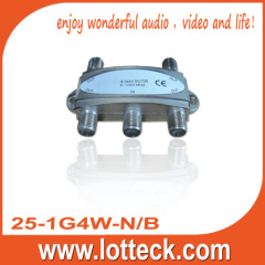 7.3-8.2dB Insertion Loss 4-WAY Splitter