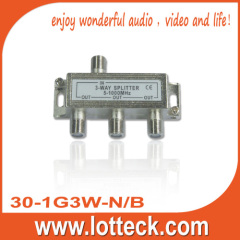 CE approved 3-WAY SPLITTER