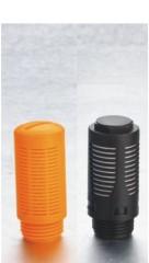 SMC muffler silencer filter element plastic silencer SU