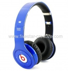 Beats By Dre Wireless Bluetooth Headphone Blue