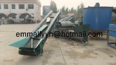 Shredder Conveyor Dryer Washing Machine