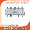 LOTTECK 35-1G8W-N/B 8-WAY SPLITTER
