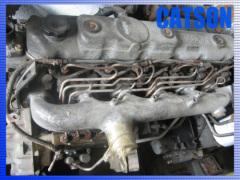 Kobelco SK200-6 mitsubishi 6d34TD2 engine assy