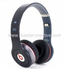 Monster Beats Wireless by Dr Dre On-Ear Headphones Black China manufacturer