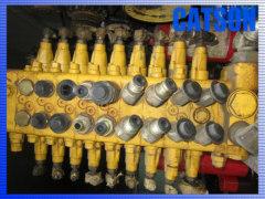PC75uu-3 main control valve assy