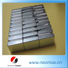 Big block neodymium magnets