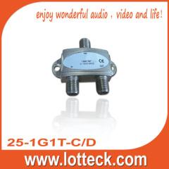 LOTTECK 25-1G1T-C/D 1-WAY TAP
