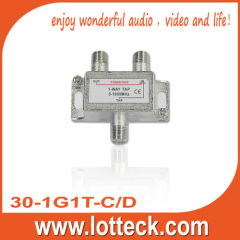 5-1000MHz Frequency Range 1-WAY SPLITTER