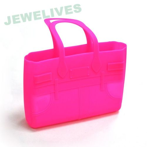 Fahion & Waterproof Big Size Silicone & Rubber Shopping Bag