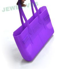 Jewelives Big Size Silicone Shopping Bag
