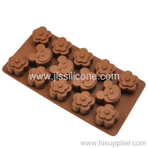 Silicone Moulds for Sugarcraft & Jelly