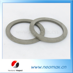 Ring magnets for smco