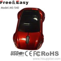 BMW shape computer car mouse